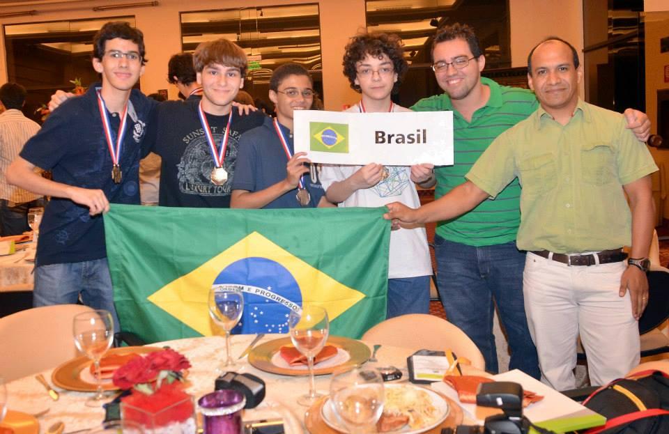 Brasileiros vencem Cone Sul 2013