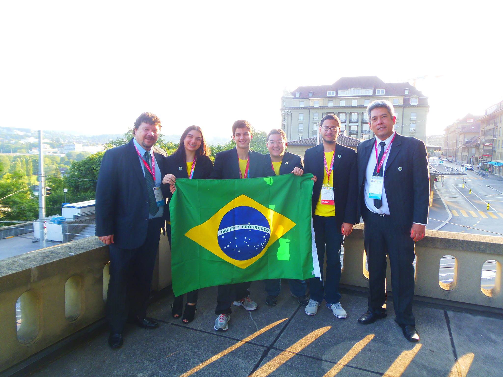 IBO - Olimpíada Internacional de Biologia