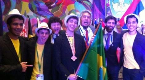 Resultado Brasileiro na IBO 2014!
