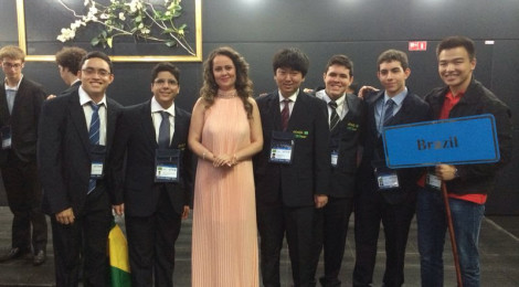 5 Medalhas Brasileiras Na IPhO 2014!