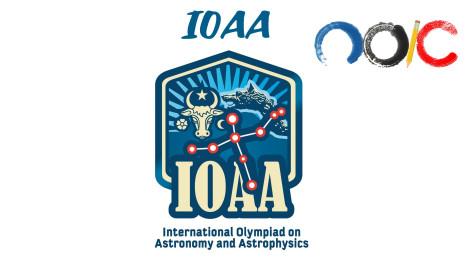 5 Brasileiros Premiados na Olimpíada Internacional de Astronomia e Astrofísica!