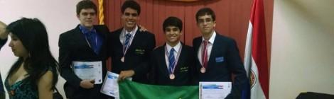 Quatro Medalhas Para O Brasil Na OIbF