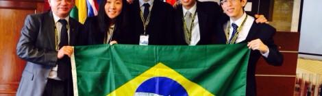 Quatro Medalhas Brasileiras na OIAQ