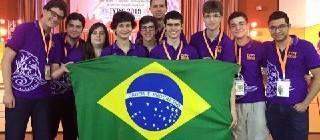 """""""Resultado Inédito para o Brasil na Copa do Mundo de Física!"""""""
