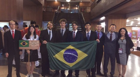 Seis Medalhas para o Brasil na Olimpíada Internacional de Matemática (IMO)