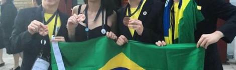 Três Medalhas para o Brasil na Olimpíada Internacional de Biologia (IBO)