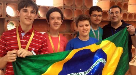 Brasil conquista primeiro lugar na Olimpíada de Matemática da CPLP