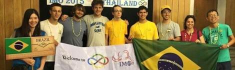Começa a Olimpíada Internacional de Matemática