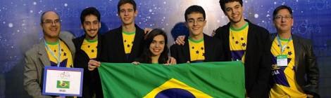 Quatro Brasileiros Premiados na Olimpíada Internacional de Astronomia e Astrofísica (IOAA)