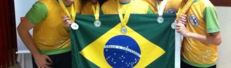 Brasil é Campeão da Olimpíada Latino-Americana de Astronomia (OLAA)