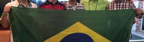 Ouro e Mais Três Medalhas para o Brasil na Olimpíada Iberoamericana de Matemática