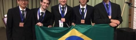 Brasil Conquista Bronze na Copa do Mundo de Física