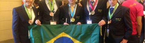 Brasil conquista OURO e o melhor resultado da história na Olimpiada Internacional de Física
