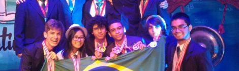 Brasil conquista 4 OUROS e melhor resultado da história na Olimpíada Internacional de Ciências Júnior (IJSO)!