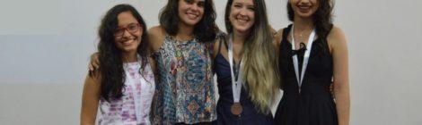 Conheça a história das meninas que representarão o Brasil na Olimpíada Europeia de Matemática para Garotas