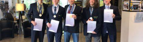 Brasil conquista medalhas de ouro, prata e bronze na EuPhO