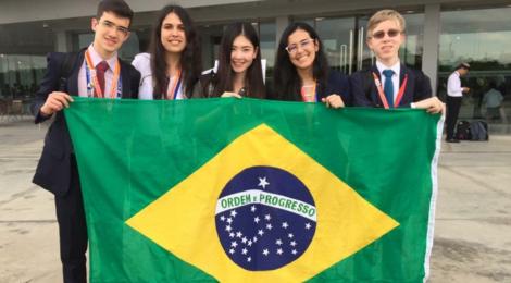 Brasil conquista melhor resultado da história na IChO