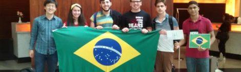 Dois ouros para o Brasil na Olimpíada de Matemática Cone Sul