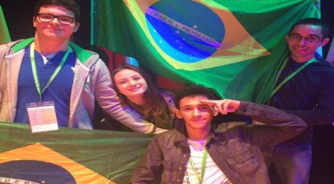 Brasil Conquista Prata na Internacional de Biologia