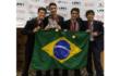 Brasil ganha três ouros e uma prata na Ibero-Americana de Física